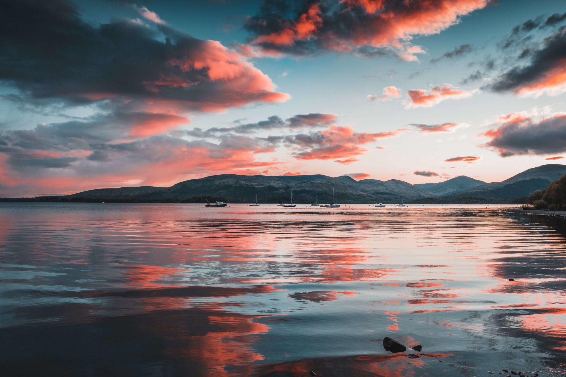 West highland Scotland