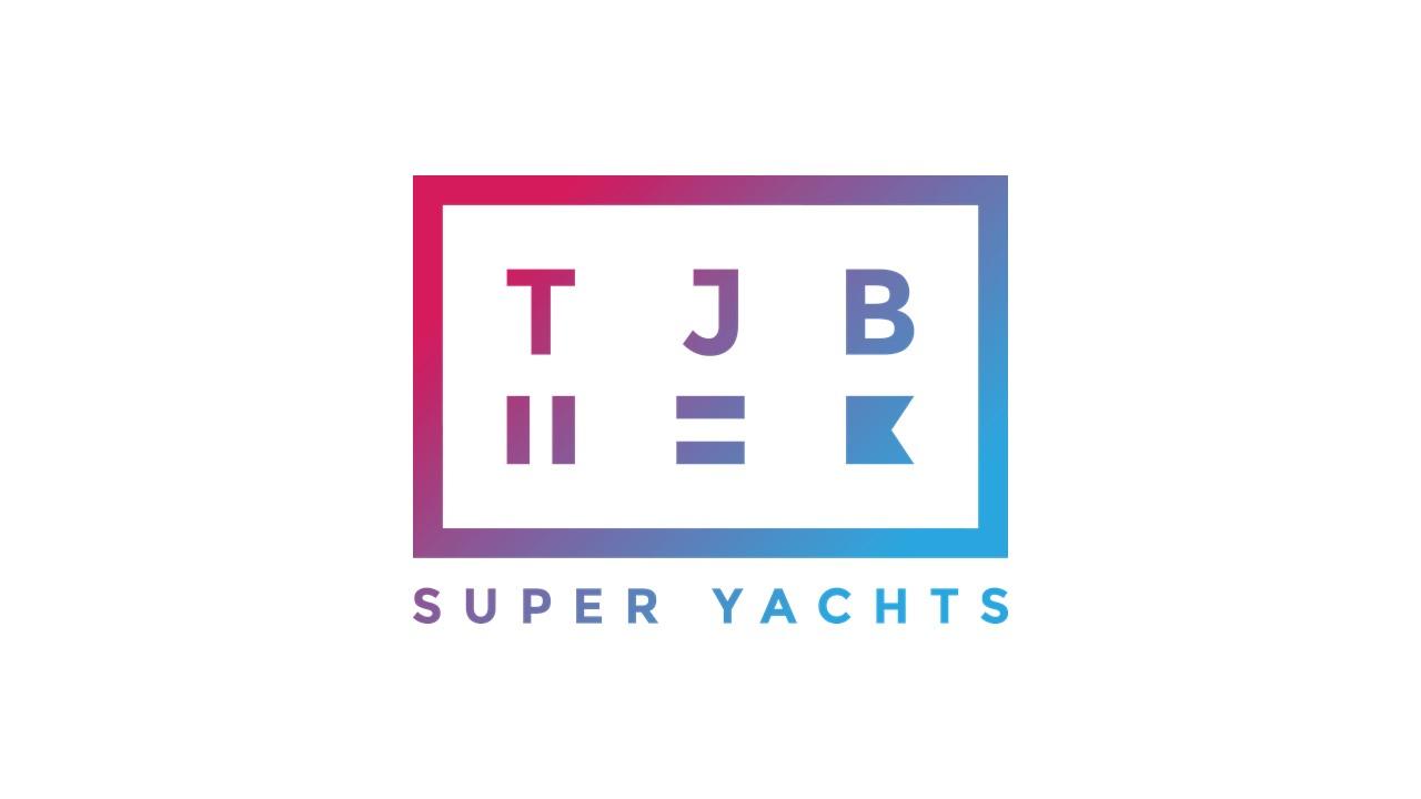 TJB Super Yachts Colour Logo