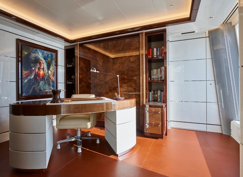 Excellence superyacht office