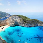 Stunning Coastline on a Mediterranean Luxury Yacht Charter