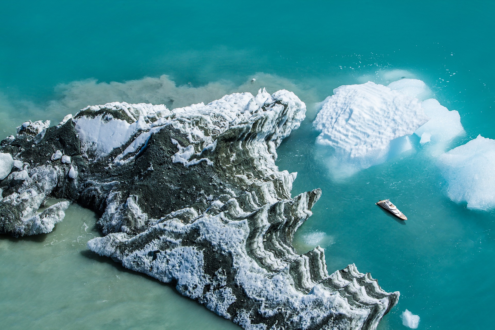 Antarctica Ocean Glacier Yacht tjb superyachts
