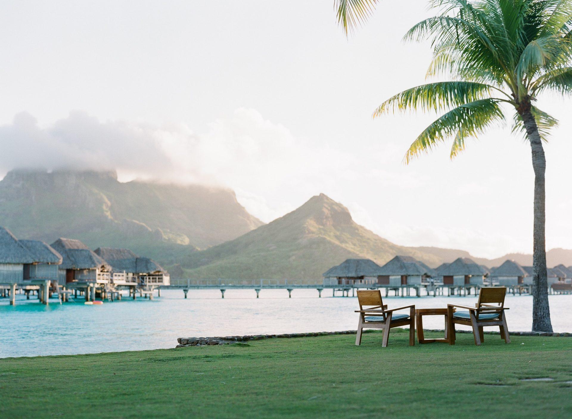 Bora Bora resort ocean villa tjb superyachts