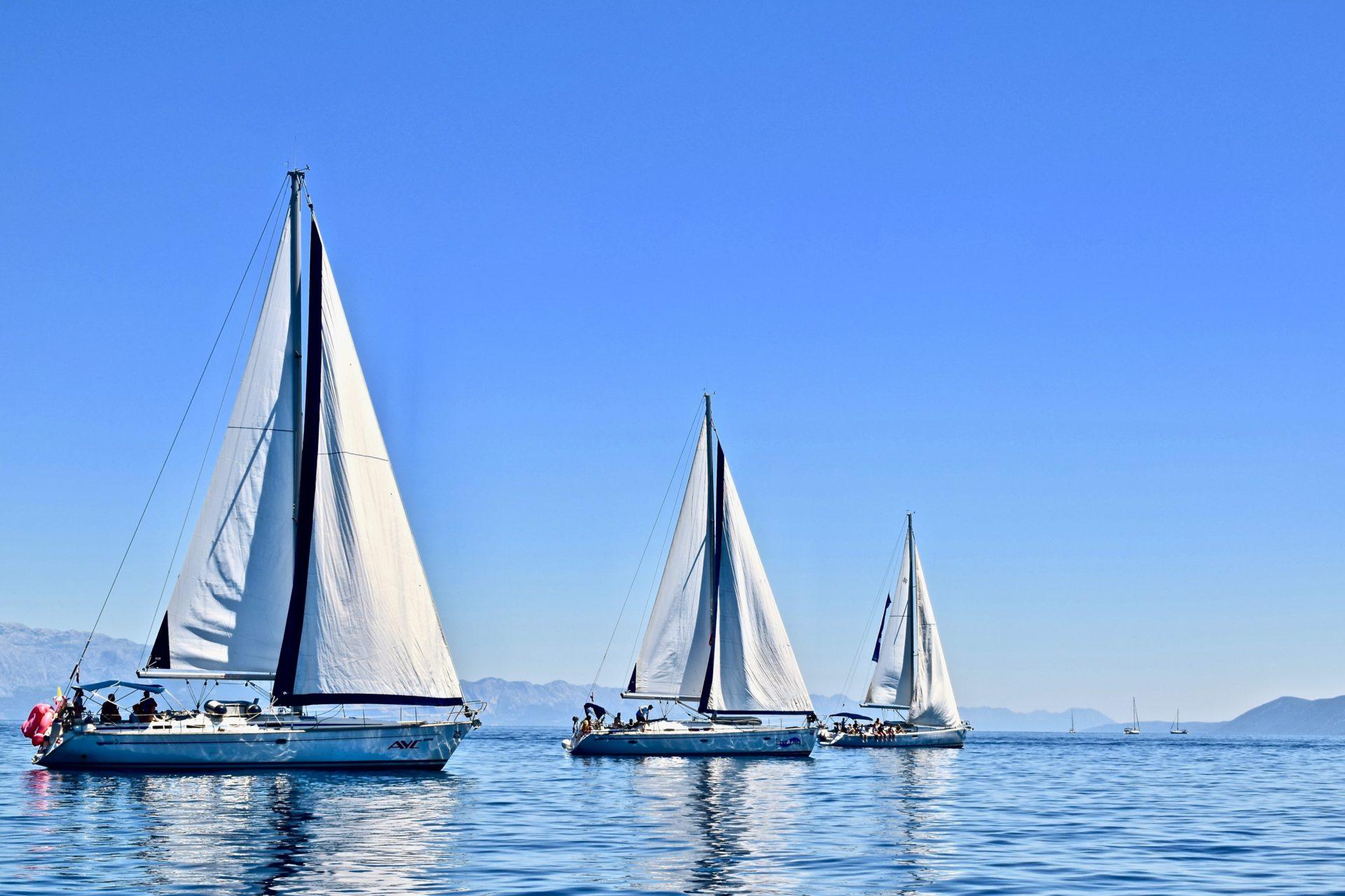 Croatia charter a yacht | Regattas