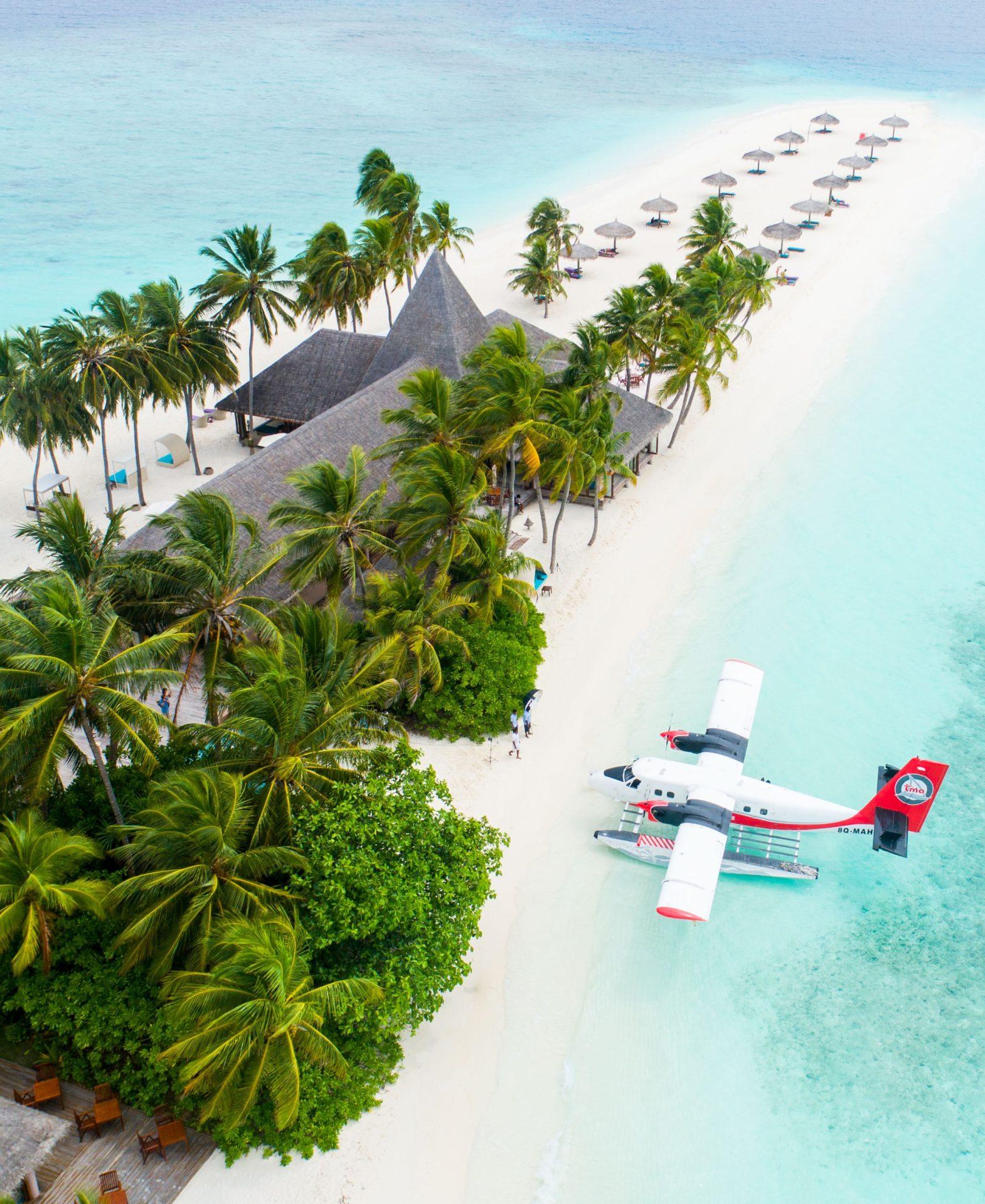 DhigurahMaamigili Island Resort Hotel Cabana Villa TJB