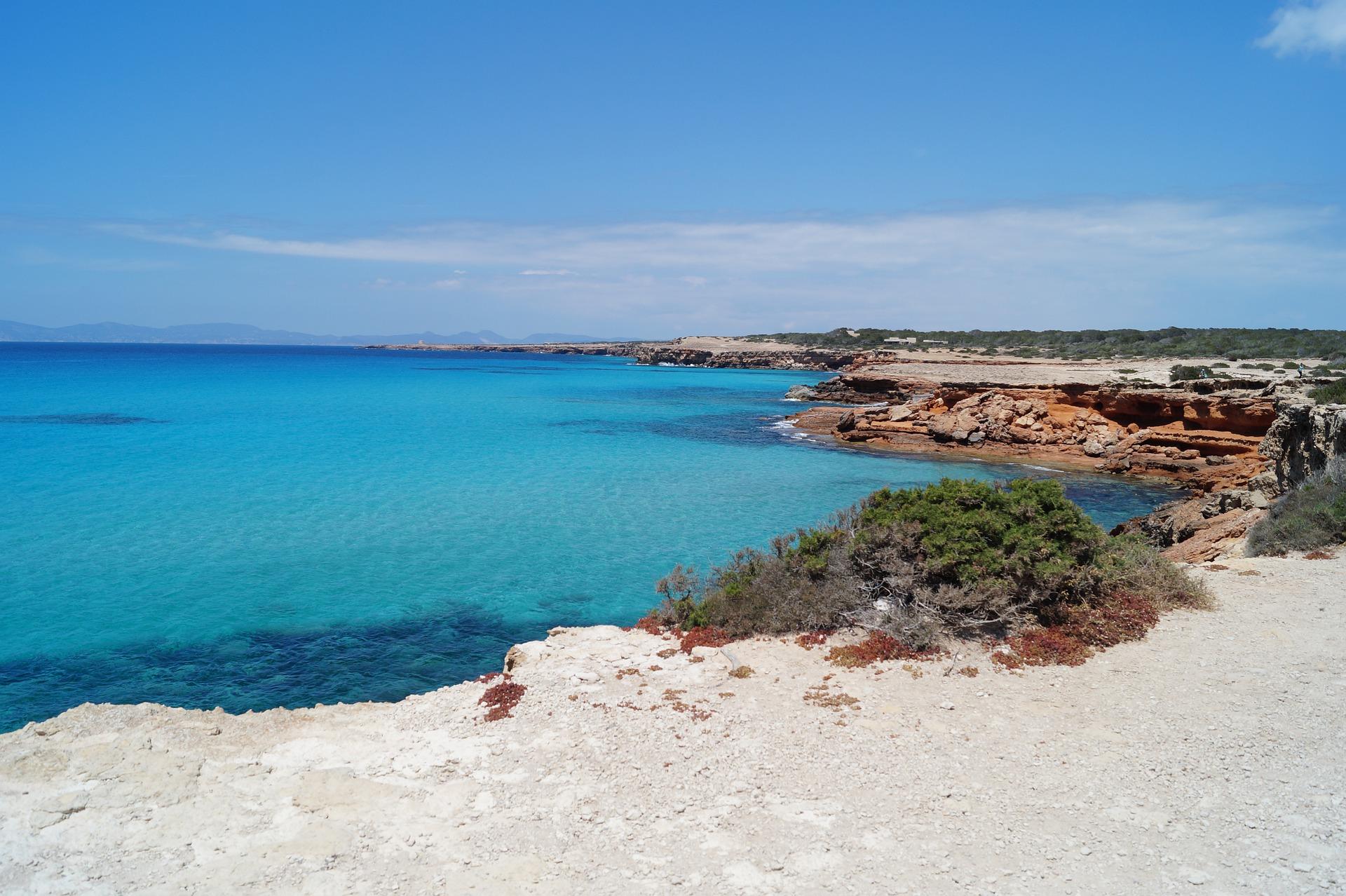Formentera Balearics Spain