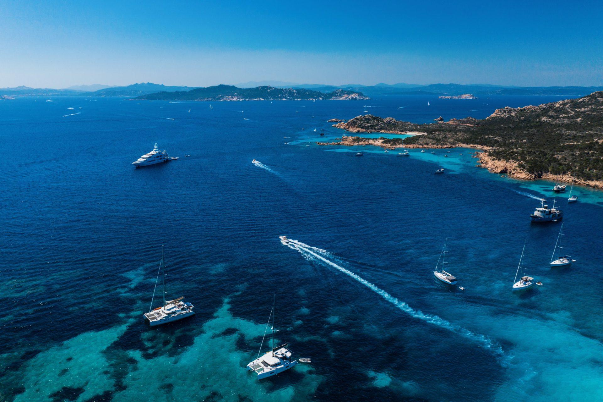 Porto Rotundo yacht chartering