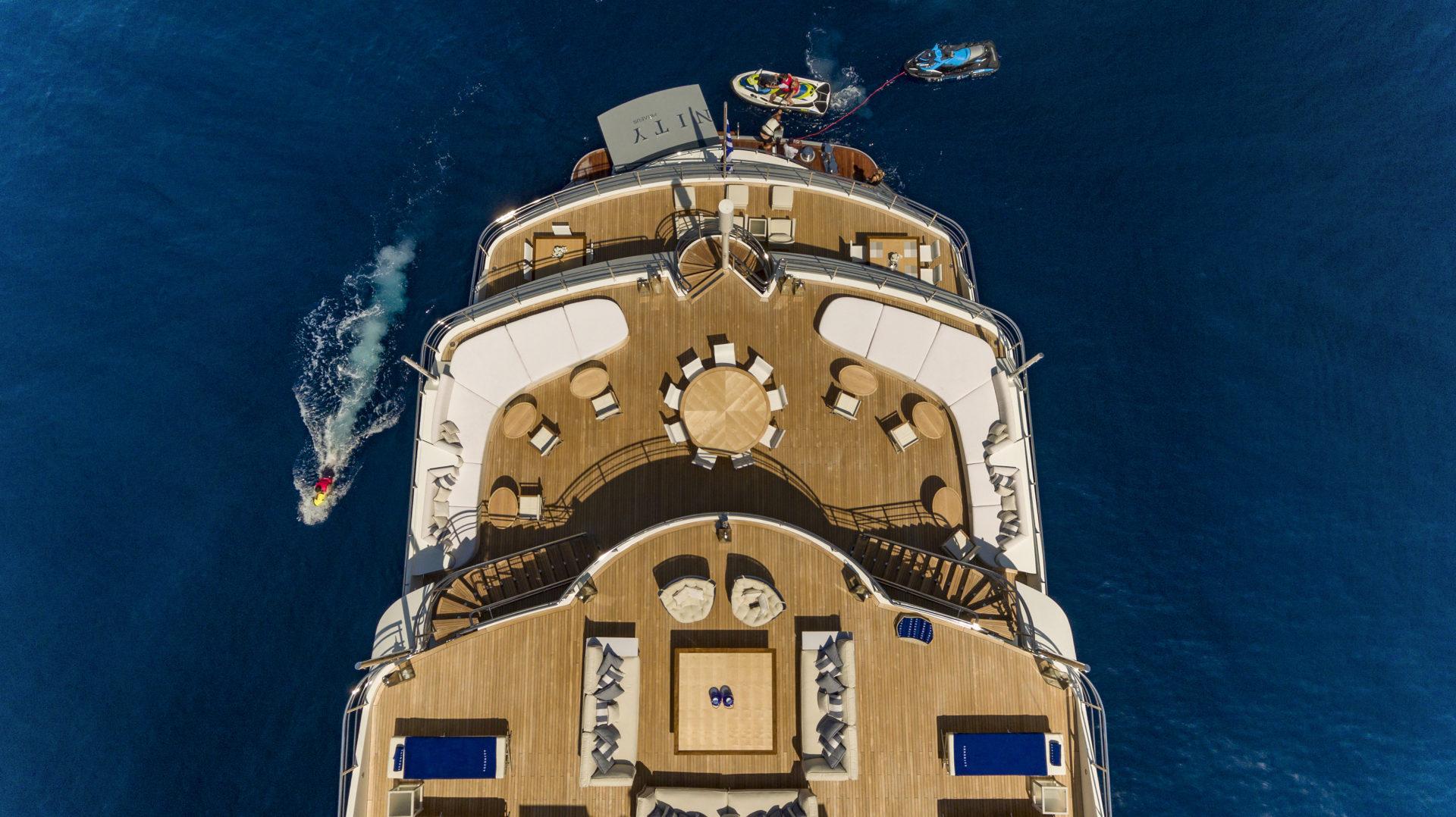 Luxury Yacht Charter Marketing