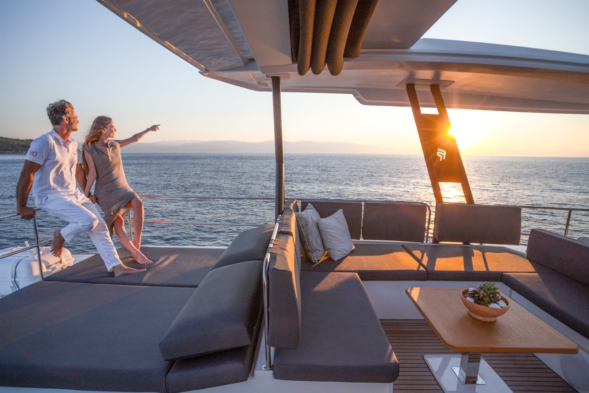 Design your yacht charter itinerary