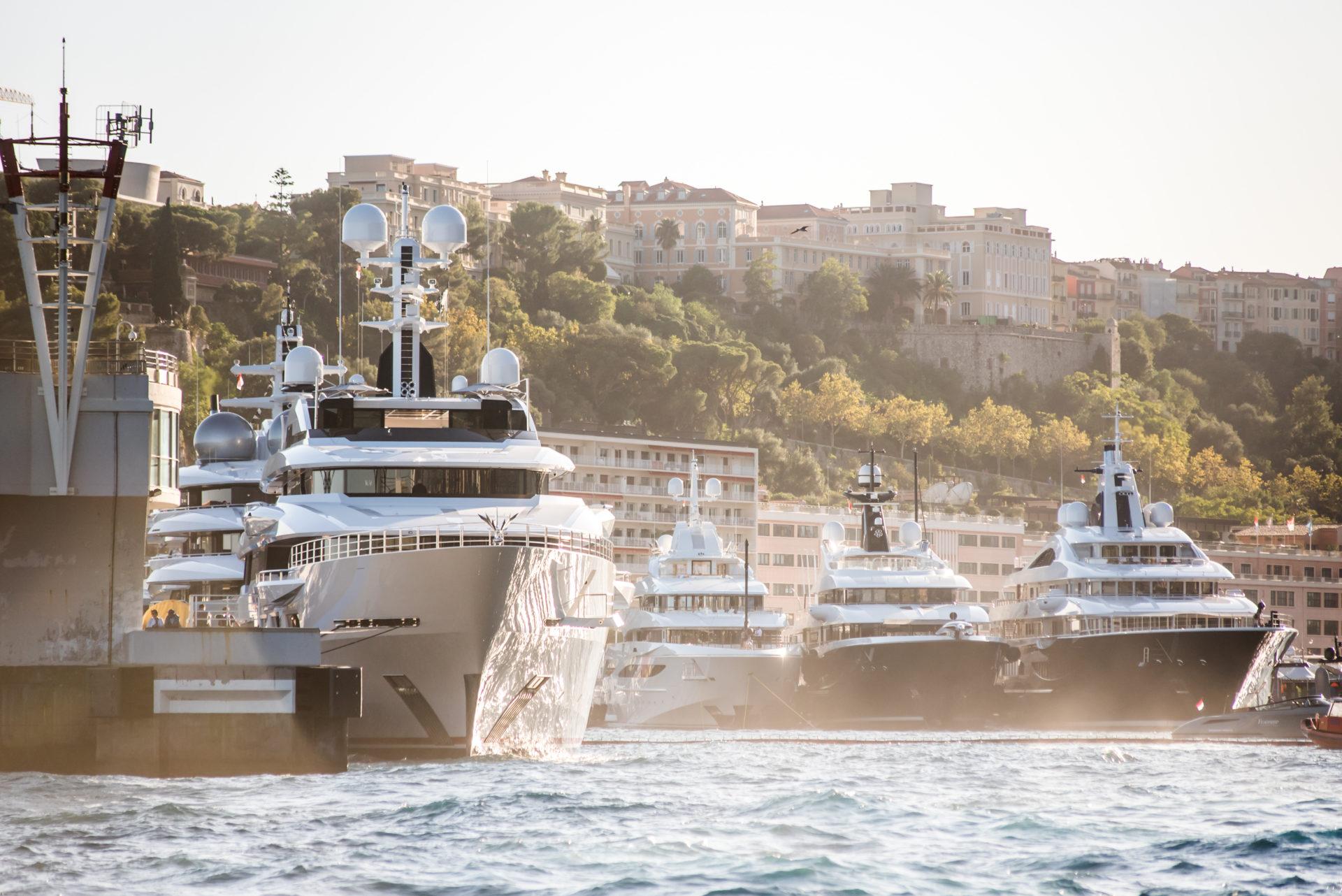 Monaco Yacht Show 2021 TJB Super Yachts